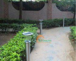 Những mẫu đèn sân vườn năng lượng mặt trời đẹp