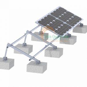 Khung, giá đỡ tấm pin năng lượng mặt trời