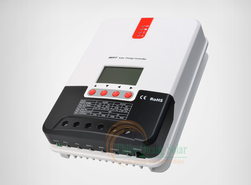 Bộ điều khiển sạc MPPT 20A SRNE ML2420