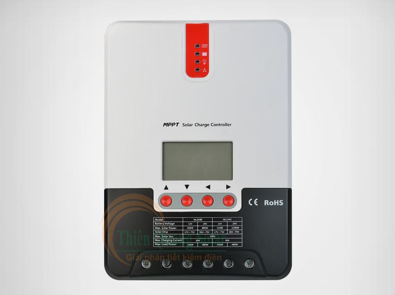 Điều khiển sạc mppt ML2430