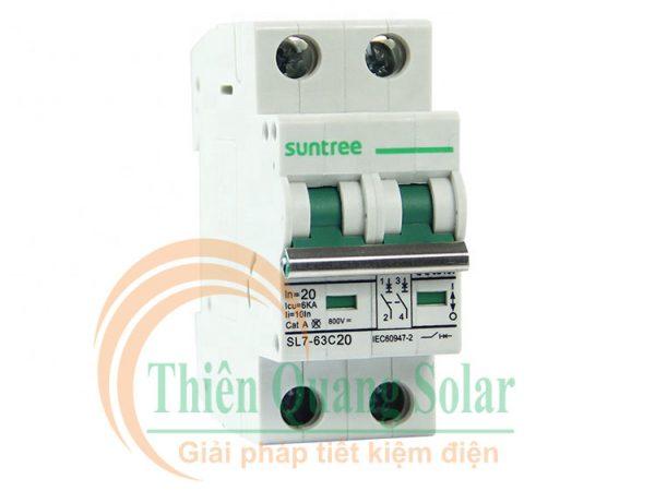Aptomat Suntree 550V 40A