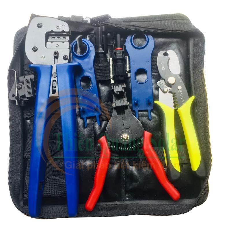 Bộ dụng cụ lắp đặt pin năng lượng mặt trời