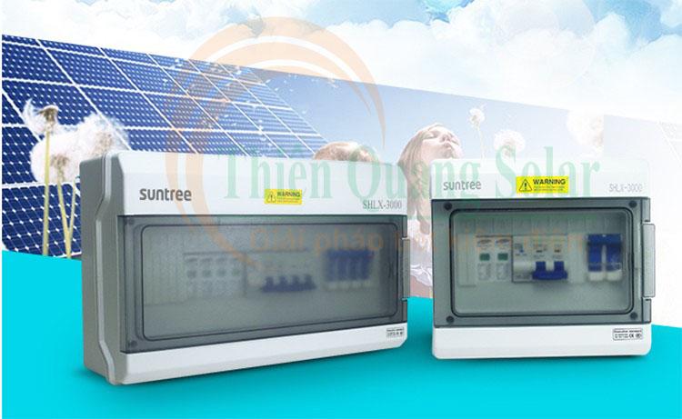 Tủ điện chống nước 18 đường