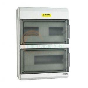 Tủ điện chống nước 24 đường