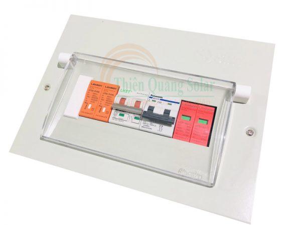 Tủ điện solar 3KW