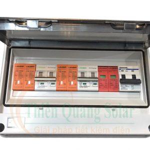 Tủ điện solar 5kw