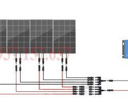 5 loại đầu nối MC4 phổ biến cho điện năng lượng mặt trời