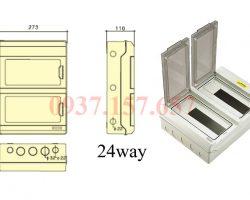 Vỏ tủ điện solar