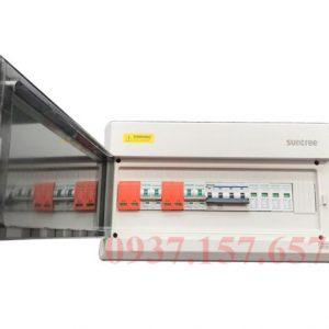 Tủ điện solar 10kw 3pha